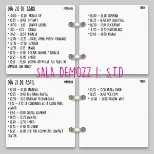 Calendario- Sla 1- Futurizz 2016