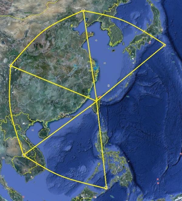 臺灣的樂山長程雷達繫統與美國的薩德(圖文) - 萬維論壇