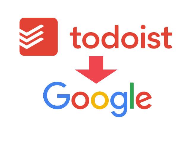 todoist-google