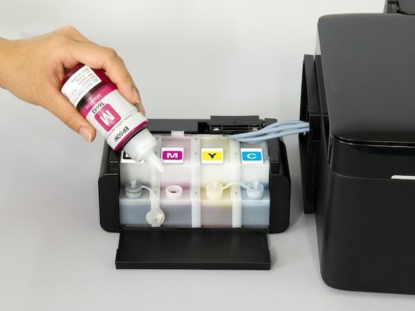 Impressora Multifuncional Epson L200