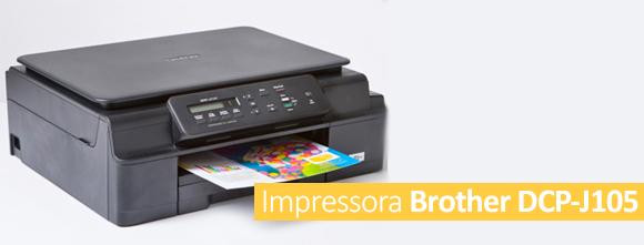 Impressora Brother DCP-J105