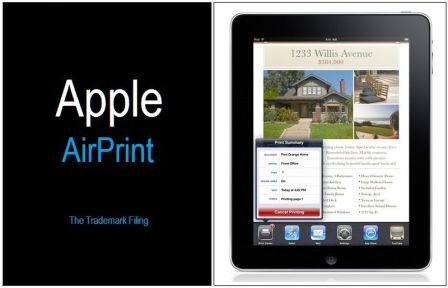 AirPrint - Imprima documento pelo iOS!