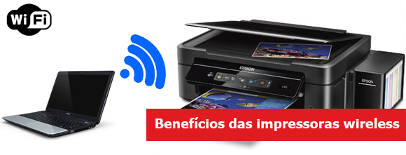 Impressoras Wireless vale a pena