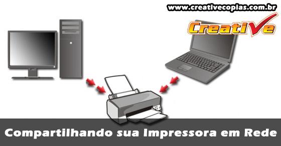 como-compartilhar-impressora-em-rede