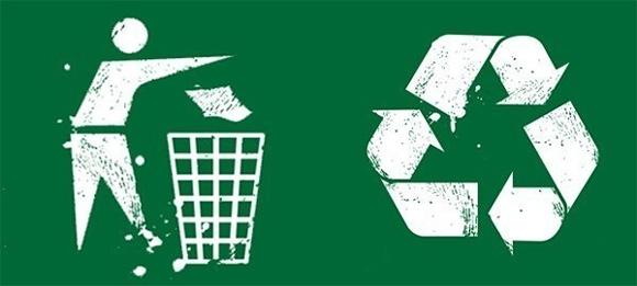 Papel reciclado ou papel reciclato