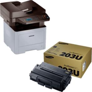 Impressoras Multifuncionais - Samsung m4070