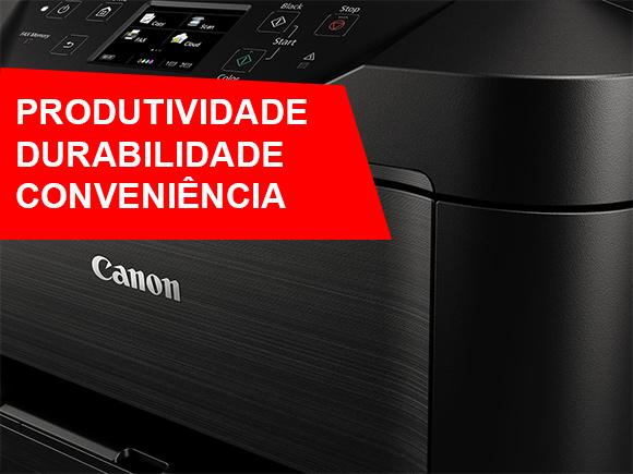 Canon Maxify 5310:Produtividade, Durabilidade e Conveniência