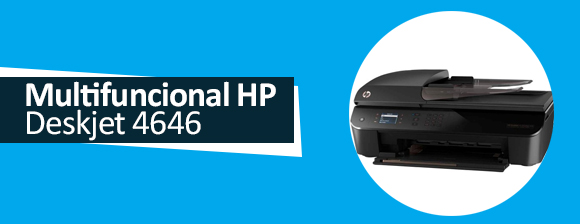 Multifuncional HP Deskjet 4646