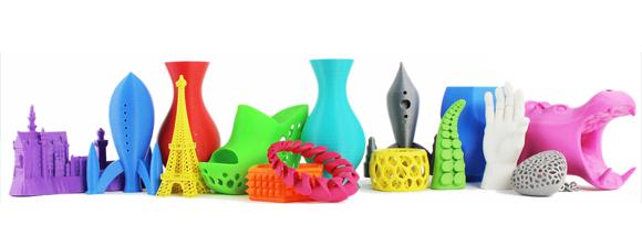 O que posso fazer com as impressoras 3D