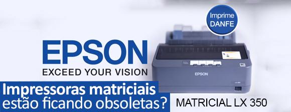 Impressoras matriciais estão ficando obsoletas?