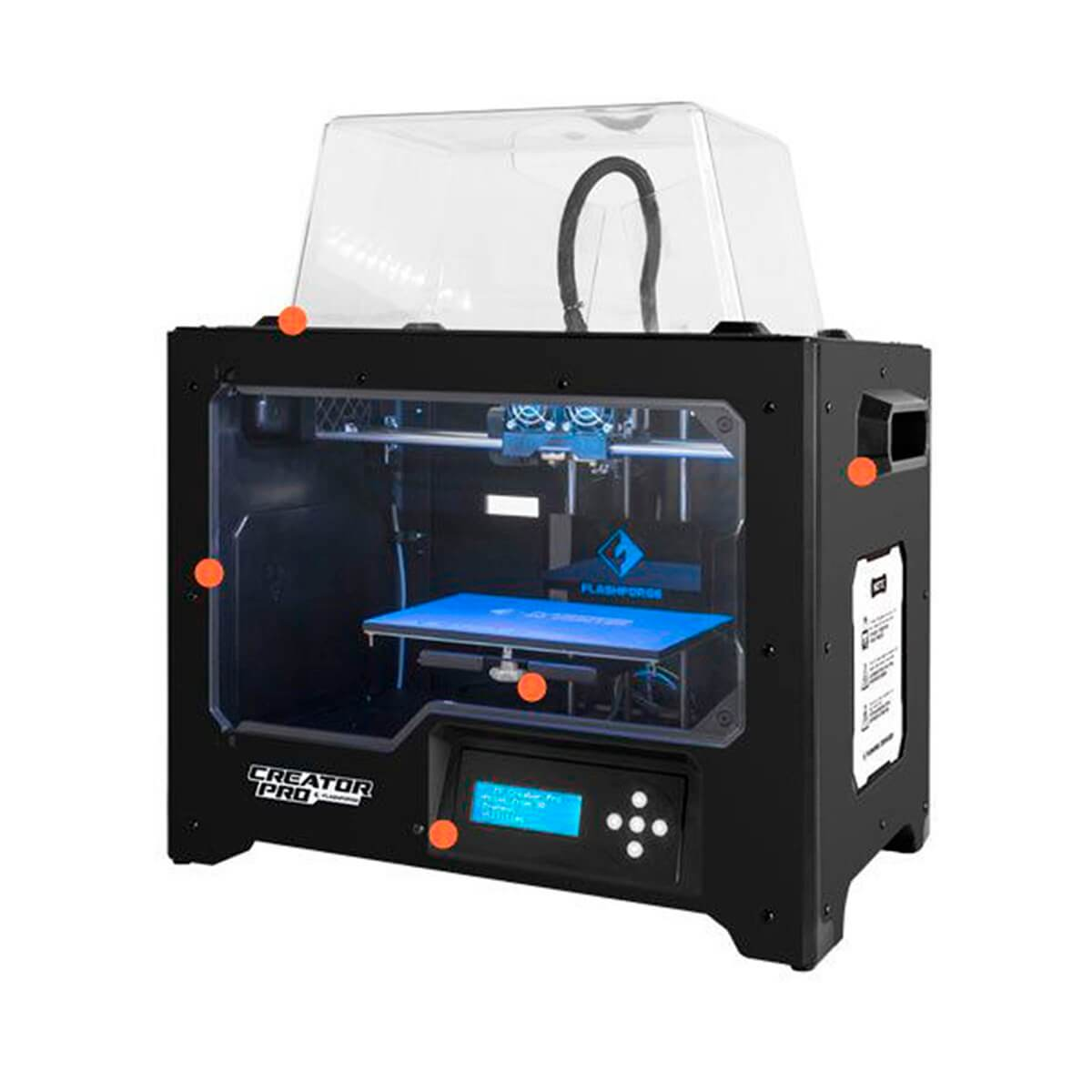 Impressora 3D FlashForge Creator Pro - Creative Cópias