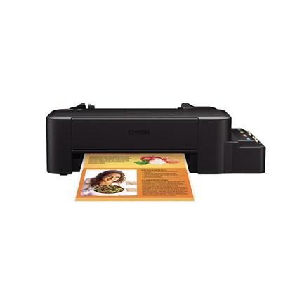 Impressora Epson L120 Tanque de Tinta Color com Conexão USB Creative Cópias