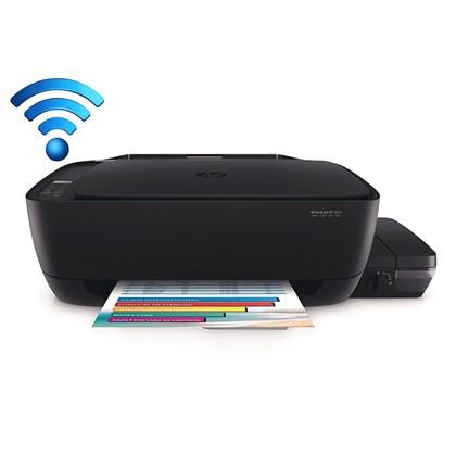 Impressora HP DeskJet GT 5822 Multifuncional Tanque de Tinta com Wireless SEMINOVA Creative Cópias