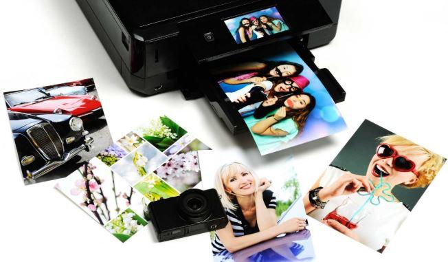 Renda Extra com Impressora para fotos Creative Cópias