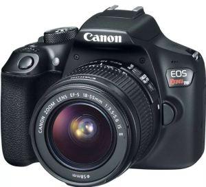 Câmera Canon EOS Rebel t6