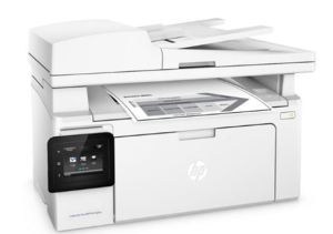 Impressora HP LaserJet M132FW Multifuncional Laser com Wireless e Adf
