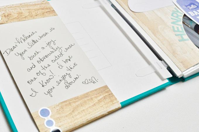 creative-memories-babys-first-scrapbook-journaling
