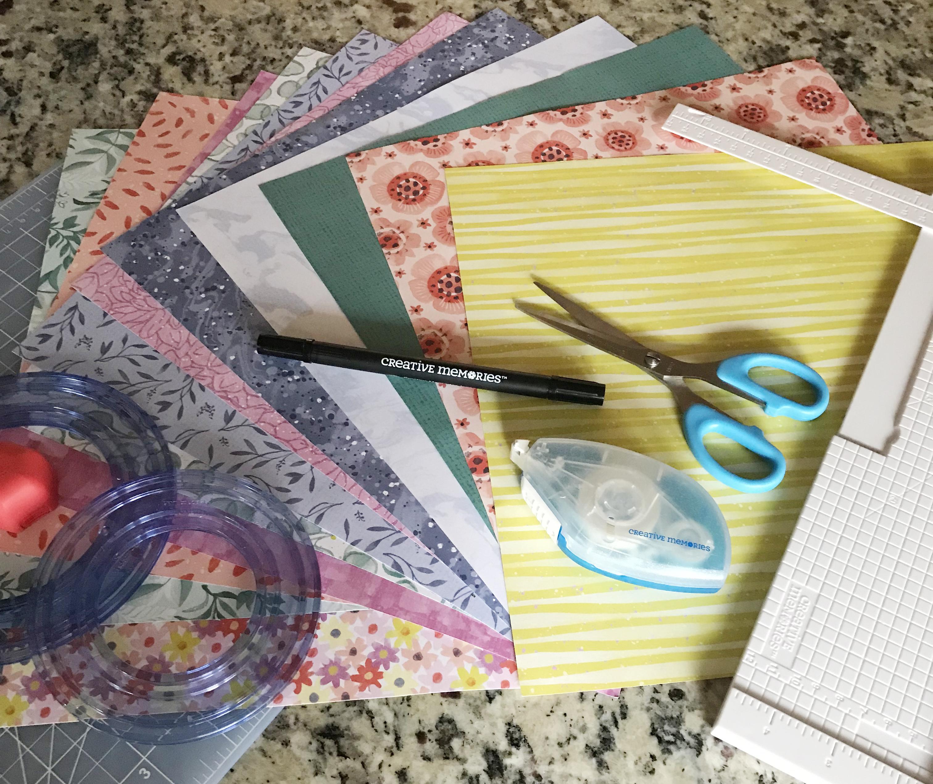 DIY-Paper-Flowers-Full-Bloom-Creative-Memories