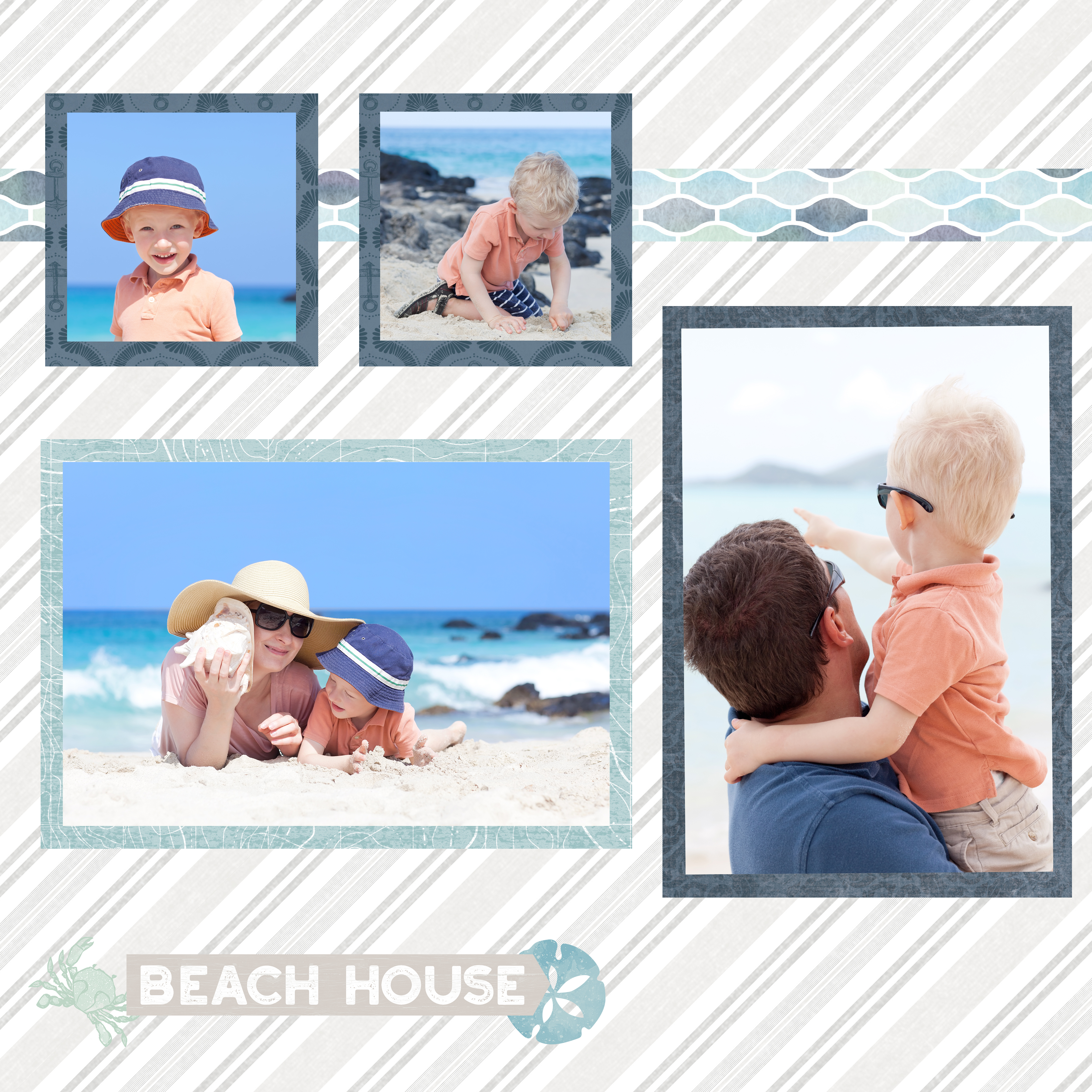 Creative Memories Digital Artwork is for your private and personal use only.