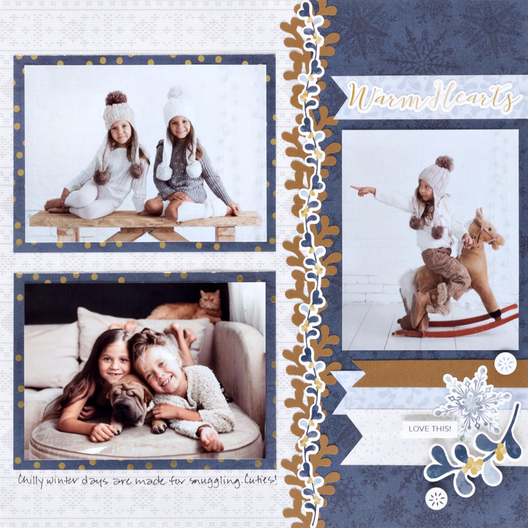 Winter-Scrapbook-Layout-Frost-Creative-Memories