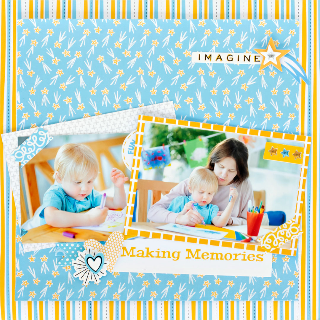 Imagine-That-Scrapbook-Layout-Creative-Memories