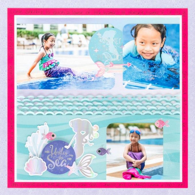 Mermaid-Cove-Scrapbook-Sketch-Layout-Creative-Memories