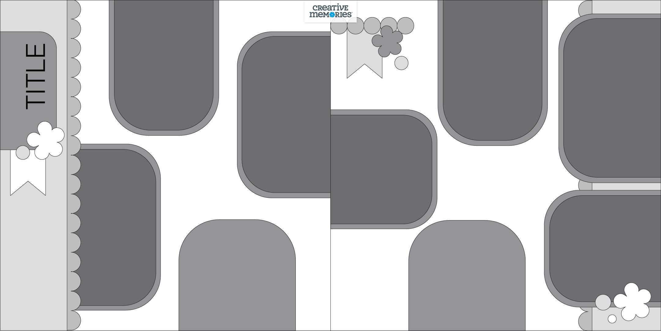best-in-show-dance-scrapbook-layout-creative-memories_sketch (1)