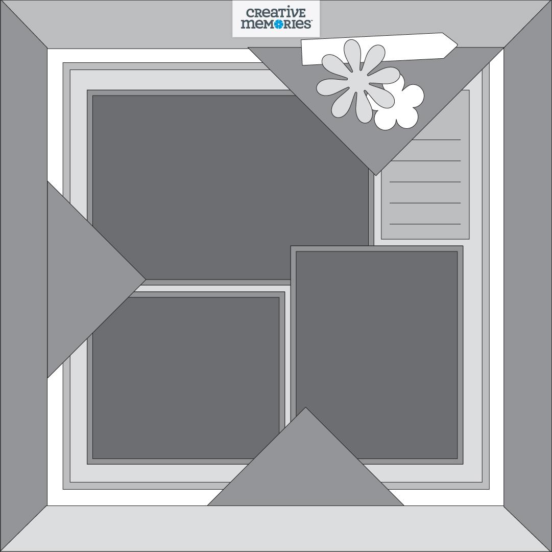 Camouflage-Scrapbook-Sketch-Creative-Memories