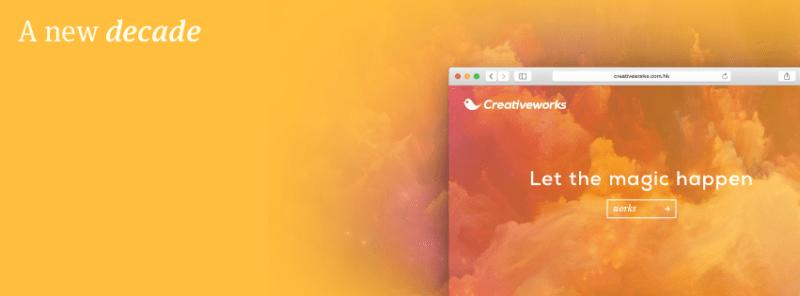 creativeworks let the magic happen