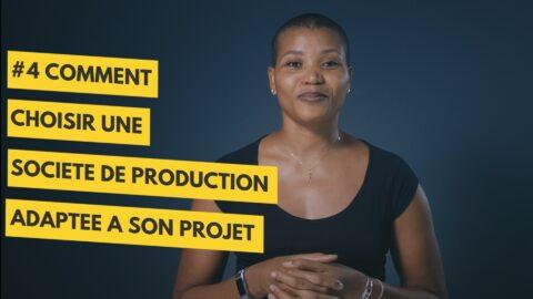 Choisir la société de production adaptée à son projet