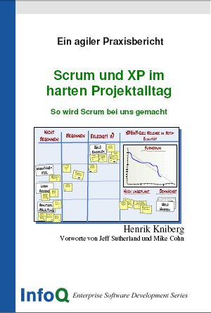 Scrum and XP from the Trenches (Henrik Kniberg)