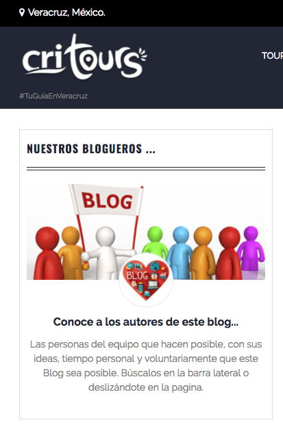 Blog de CRI Tours