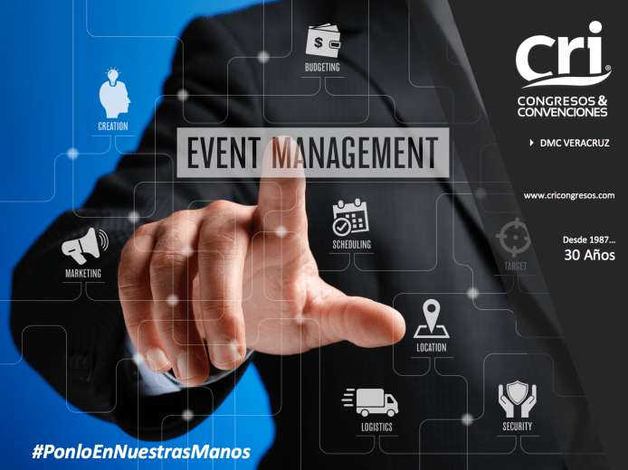 CRI Event Management Veracruz