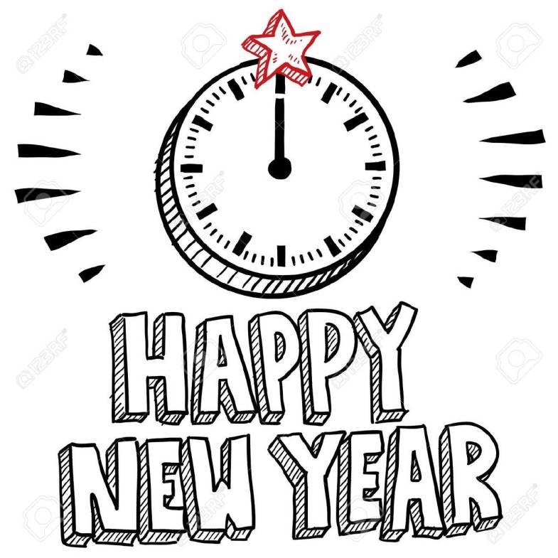feliz año nuevo Maressa Viveros