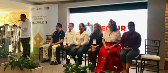 Encuentro Estatal de Turismo Veracruz 2019 Jorge Grappa
