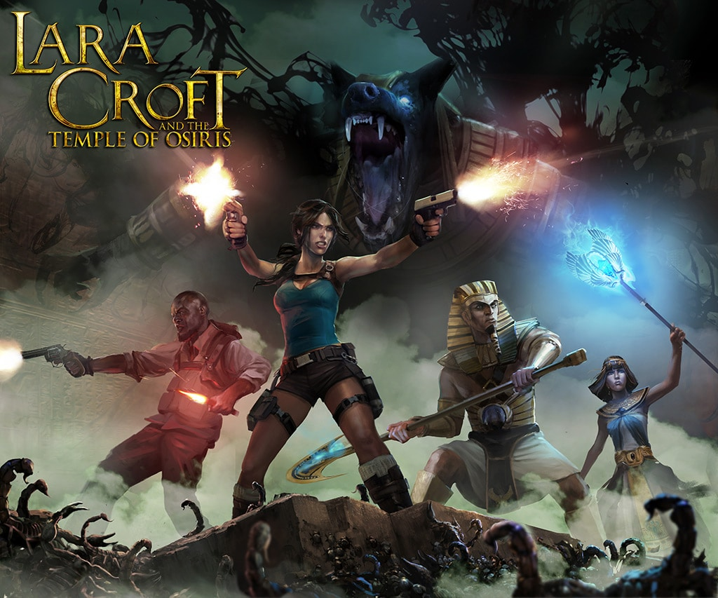 Mon expérience sur Lara Croft & The Temple of Osiris