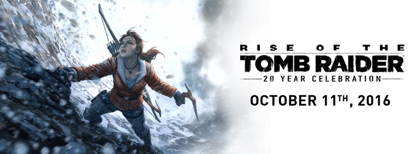 Avant Première Rise Of The Tomb Raider sur PS4