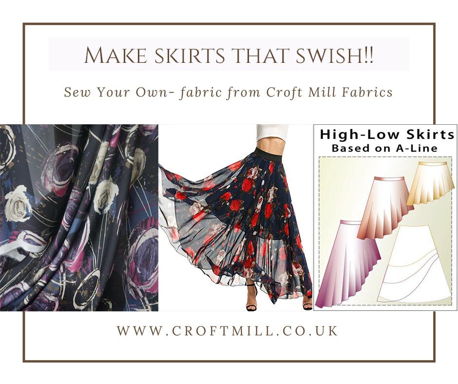 skirts that swish