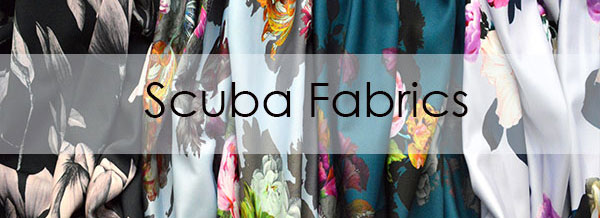 Everything you want to know about scuba fabric