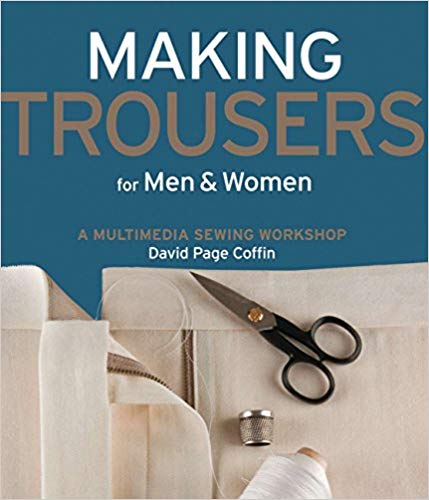 trousers book