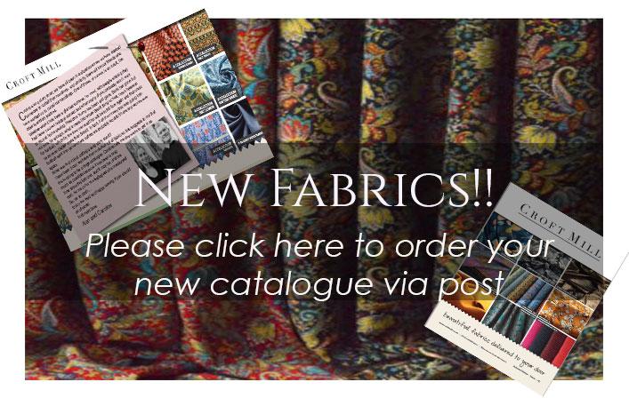 new catalogue croft mill fabrics