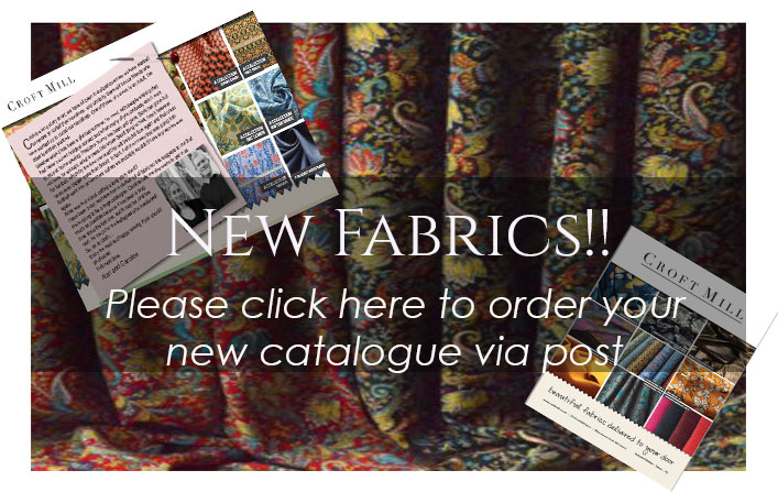 new catalogue croft mill fabrics