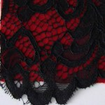 Lace fabric from croftmill.co.uk