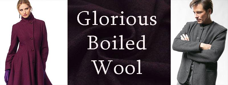 Croftmill.co.uk boiled wool