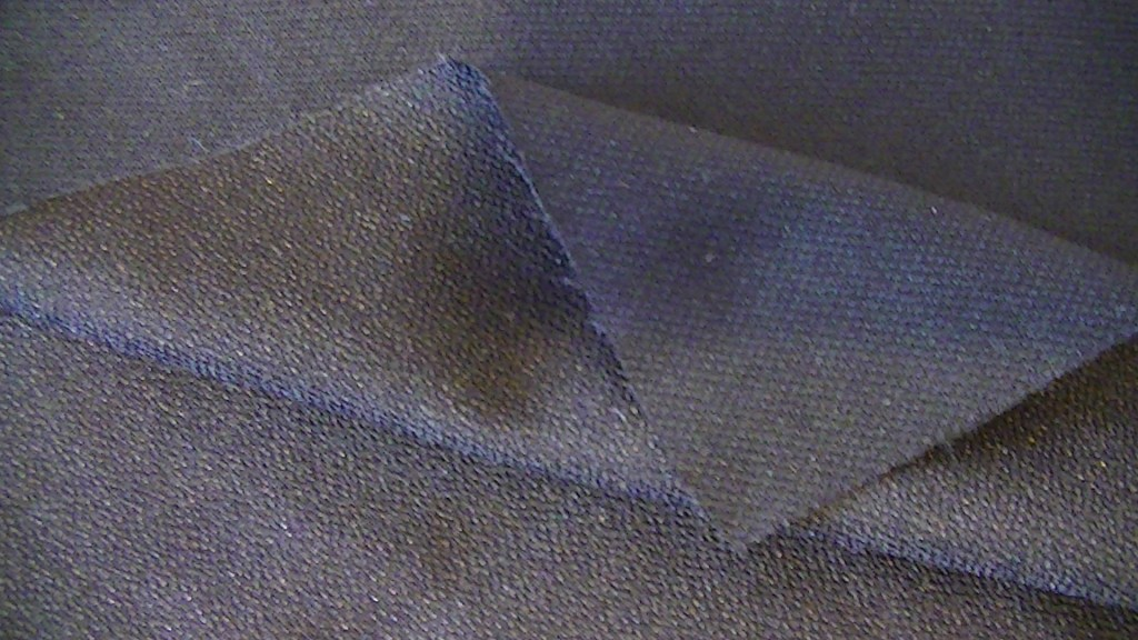 Knit interfacing for stretch fabric