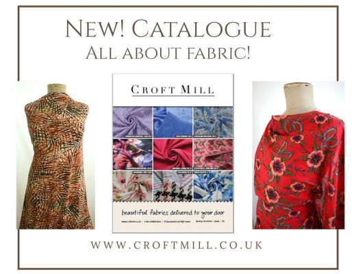 New Spring Summer Catalogue from Croft Mill