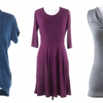 Jersey knit garments