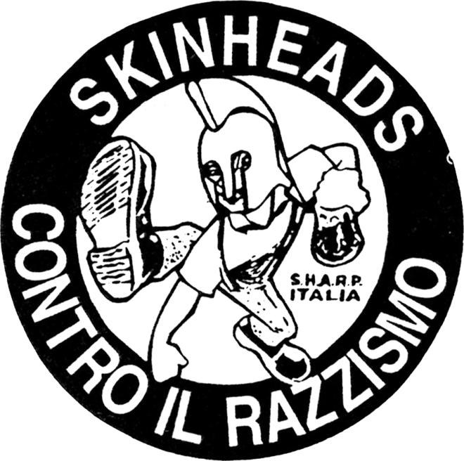SHARP Italia, l'organizzazione degli skinhead italiani antirazzisti