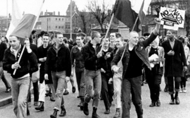 Anti Nazi Skinheads