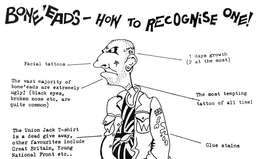 "Le origini del termine ""bonehead"""